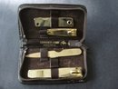 Vintage Nail Grooming Set for Men