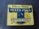 Vintage Mixed Pins Original Box