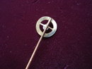 Wonderful Antique Gold Stickpin