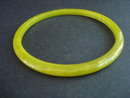 Vintage Bangle Bracelet Early Plastic