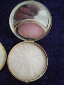 Antique French Compact signed Pierrette