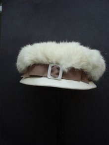 Antique  Fur Hat