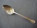 Sterling  Spoon Souvenir of Niagara Falls NY