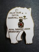 Royal Canadian Legion branch 227 Churchill Mb