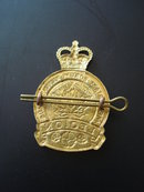 Military Legion Large Badge