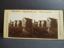 Antique Stereoview  Stereoscope Card