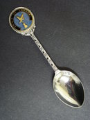 Vintage Souvenir Spoon Spirit of London