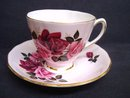 Colclough Teacup and Saucer Set