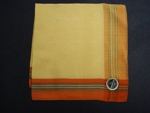Vintage Handkerchief - Pure Silk New Oxford Macclesfield England