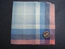 Vintage Handkerchief - Plaid - Lovely Colours