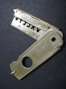 Antique Razor Utility Knife  by Auto Strop Razor Co - New York - London - Toronto