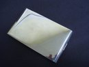 Antique Sterling Cigarette Case