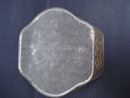 Antique Tin Simplicity by Joshua Reynolds