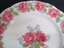 Vintage Queen Ann Plates - Pair