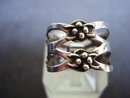 Antique Silver Ring Uncommon Design