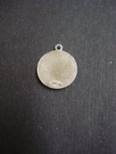 Rare Sterling Silver Charm or Pendant - Lake Louise Alberta
