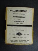 LOVELY W Mitchell Pen Box - British Pens - Hand Pens