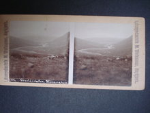 Stereo-Scopic Card Iceland -  Somewhere in Iceland