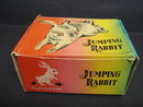 Vintage Toy Jumping Rabbit-Clockwork-Wind Up