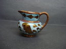 Copper Luster Cream Jug-Old Castle England