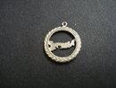 Vintage Sterling Pendant or Charm - P.E.I.