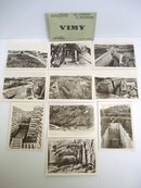 Souvenir Photos at Vimy Real Photos Set of 10