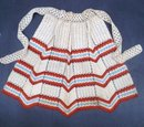 Crochet Lace Apron - Ladies Apron