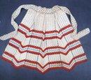 Crochet Lace Apron - Ladies Apron