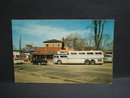 Greyhound Buss Coach House NIles Michigan