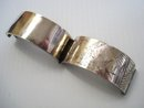 Victorian Cuff Bracelet - Bangle - Sterling