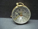 Antique Brass Compass Made in Germany