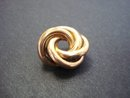 Gorgeous Victorian Gold Top Brooch