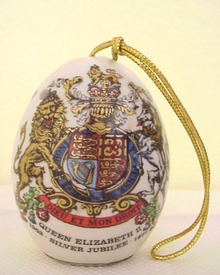 Wonderful Royalty Pomander by Sallie Robinson