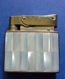 Mother of Pearl Small Lighter