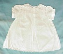 VICTORIAN HAND MADE BABY DRESS