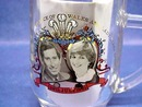 Royalty Glass Mug 1981 Charles&Diana