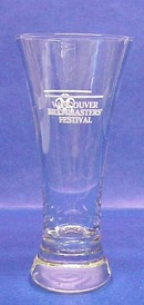 Vancouver Brewmasters' Festival Beer Glass