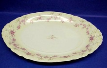 HUGE OVAL PLATTER  Germany