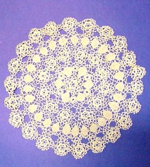 Victorian Irish Lace Hand Crocheted