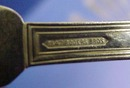 Antique 1847 Rogers BUTTER SPREADERS