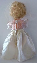 50's Bride Doll by Regal Canada