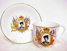 1953 Coronation - Tea Cup & Saucer