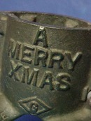 1931 Cast Iron Christmas Tree Stand