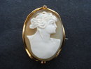 Museum Quality Cameo BROOCH
