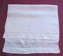 Towel  Lace Insert - Lovely