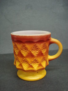 Anchor Hocking FIRE-KING MUG