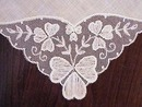 Hanky French Lace CLOVER