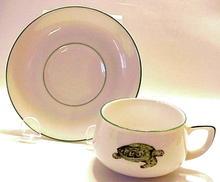 Demi Tasse Tea Cup & Saucer