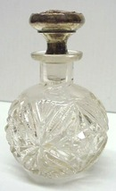 CUT CRYSTAL & STG.PERFUME BOTTLE