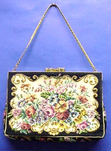 Fine Austria Needlework PURSE